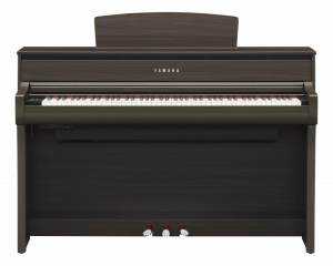 Yamaha CLP-675 dark walnut