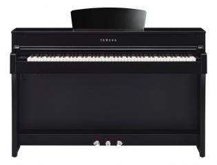 Yamaha CLP-635 črna