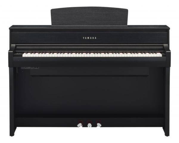 Yamaha CLP-675 črna mat