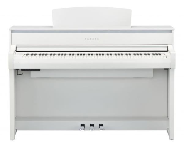 Yamaha CLP-675 bela