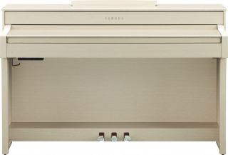 Yamaha CLP-635 pepelnata bela