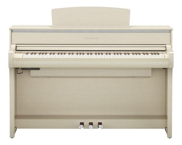 Yamaha CLP-675 white ash