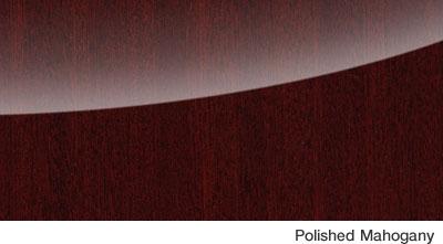 Yamaha C3X polished mahogany