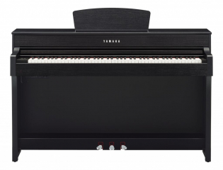 Yamaha CLP-635 črna mat
