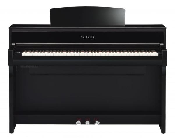 Yamaha CLP-675 polish ebony