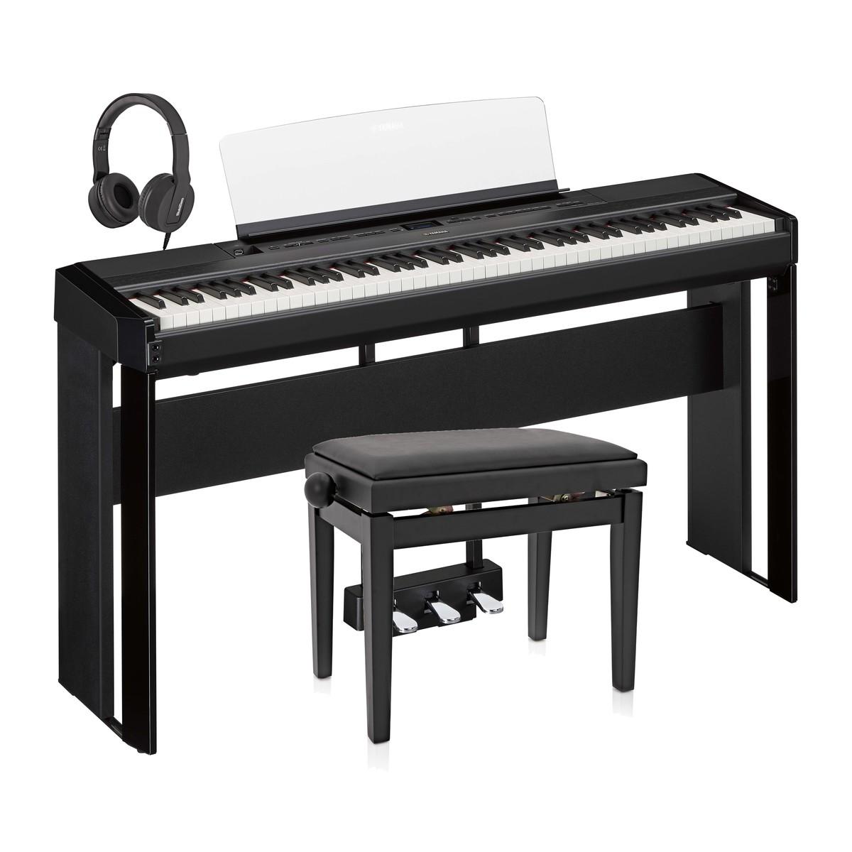 Yamaha P-515 slušalke, stol
