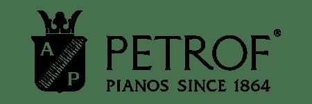 Petrof logo