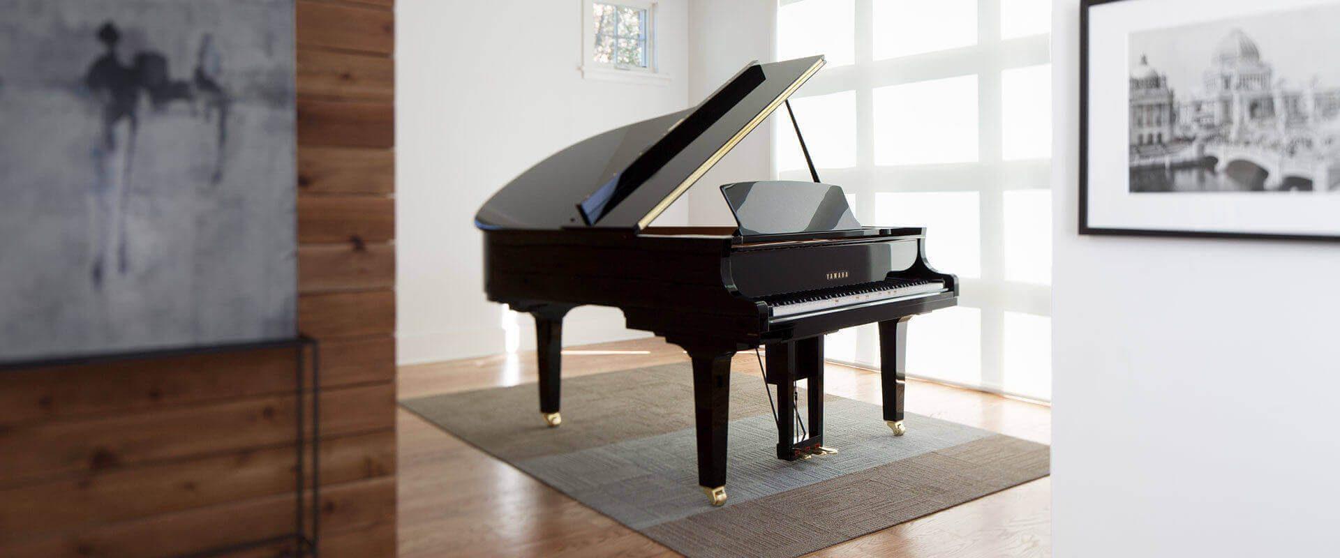 Yamaha klavir