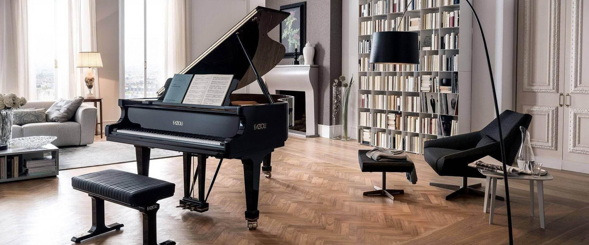 Fazioli klavir