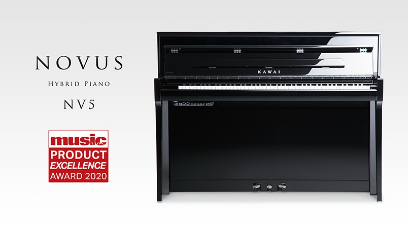 Kawai Novus NV5 Product excelence award 2020