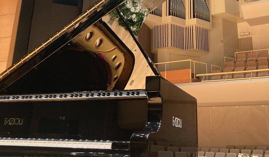 Klavir Fazioli F278