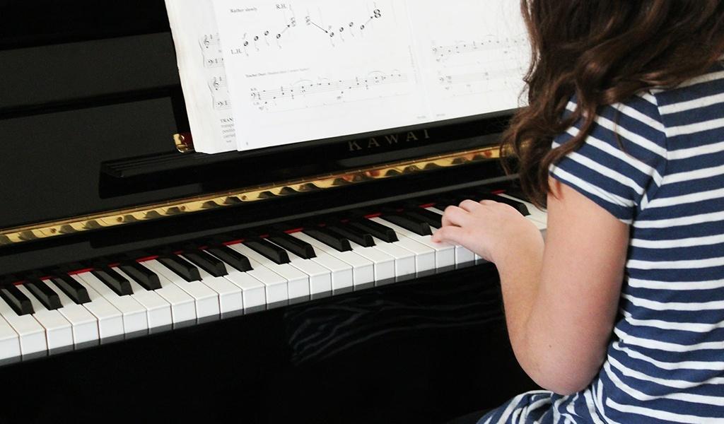 Klavir za glasbeno šolo