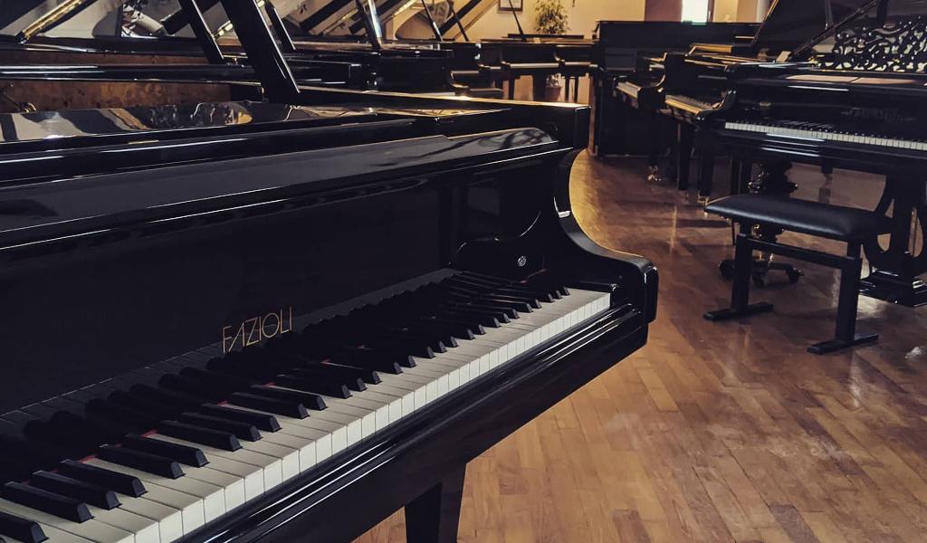 Nakup pianina ali klavirja