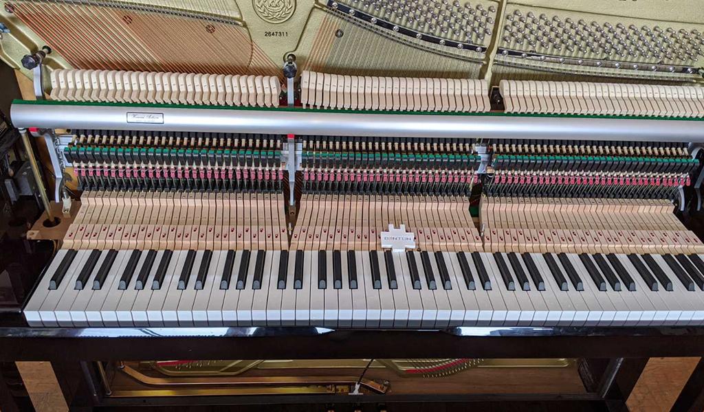Rabljeni klavirji in pianini – na kaj paziti pri nakupu?