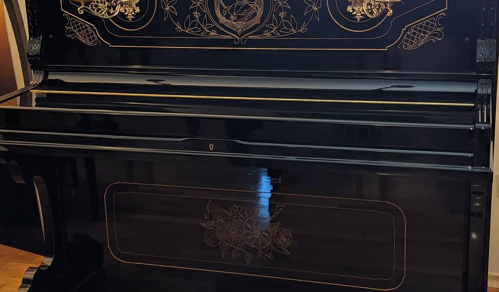 Restavriranje pianina