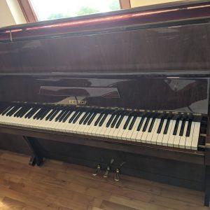 Pianino Petrof rabljen